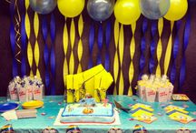 despicable me party