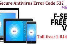 Online Fix f-secure Antivirus Error