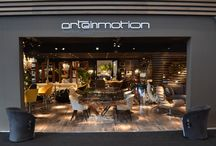 Maison&Objet 09/2015 / Pictures of Arteinmotion at the Maison6Objet exhibition held in Paris in September 2015