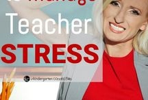 Take Care of YOU, Teachers--De-Stress and Be Healthy