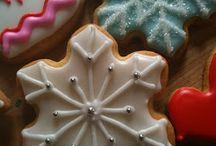 Christmas Cookies etc