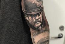 Tatuaż Taboo