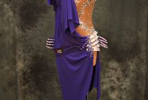 costume for latin dance
