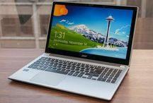Acer Laptops / A collection of the models of Acer laptops