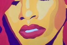 Intro: Pop Art / by Sarah Alvarez