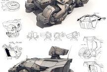 Industrial Design Presentation Sketch / Sketches