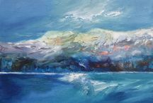 Mixed Summer Show / Catalogue of paintings for our Mixed Summer Show at the Lime Tree Gallery in Fort William. Visit www.artfortwilliam.co.uk for more information / by Lime Tree Gallery Fort William