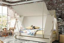 Young spaces / Kreatívne nápady pre detské a študentské izby