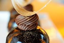 suklaa ja konvehdit