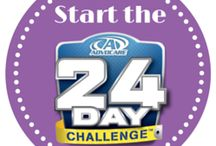 Advocare-Spark up a 24 day challenge / Change how you look and feel with Advocare 24 day Challenge! Adocare products have helped me have more energy, feel good, lose weight, and earn income. I can help you accomplish those same goals!