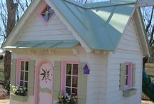 Play houses to create / by Kelly Reigert