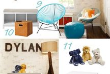 Decorating With Animals / Design inpsiration on how to decorate with the stuffed animals & figurines you get from TheJungleStore.com!
