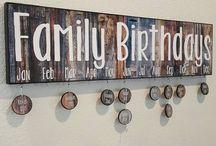 remember birthday ideas