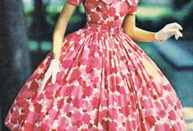 moda lata 1950
