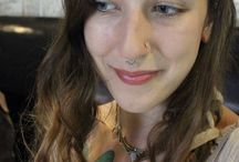 ✿ Studio lil happy customers ✿ / Customers sharing photos with our jewelry.. yum!