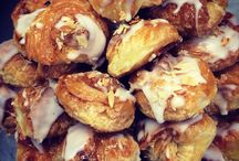 Danish pastries  / Our delicious Danish pastries are made from original recipes using the finest ingredients