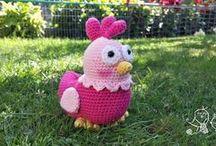 adorei esta galinha