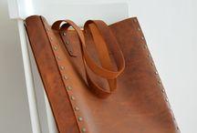 Кожаные сумки Leather bags