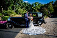 Unique Wedding Transportation