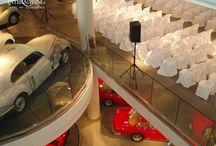 Ελληνικό Μουσείο Αυτοκινήτου - InterCatering Συνεργάτες - / Το Ελληνικό Μουσείο Αυτοκινήτου είναι αφιερωμένο στην τεχνολογία και στην εξέλιξη του αυτοκινήτου, περιλαμβάνοντας περισσότερα από 110 σπάνια εκθέματα! Συνδιάστε την αγάπη σας για τα αυτοκίνητα με την ποιότητα υπηρεσιών της InterCatering, και σίγουρα οι καλεσμένοι σας θα ζήσουν μια ξεχωριστή εμπειρία!