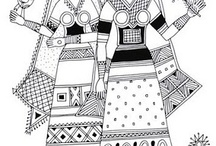 The art of madhubani