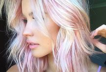 Coola hårfärger
