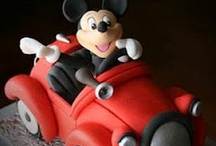 Cakes: Disney Mickey Mouse