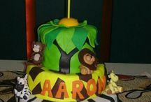 Cumpleaños tematica safari / party safari