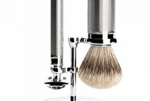 Grooming / The Latest Grooming Products in Cloth & Metal - including shaving and skin care. Brands include Baxter of California, Imperial Barber Products and Malin+Goetz.