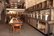 Le Comptoir Ô Huiles à Marseille / Une Oléothèque pour déguster une grande variété d'Huiles d'olive