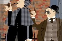 Sherlock Holmes / Шерлок Холмс