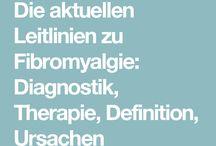Artikel und Infos zu Fibromyalgie / Hier sammele ich alle nützlichen Artikel, Texte und Informationen rund um das Thema Fibromyalgie.