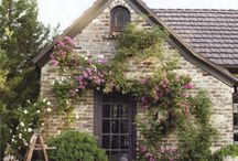 Exteriors and Gardens / Dreaming of my own little cottage