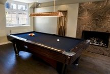 Games Room Inspiration / Games room inspiration for you from our portfolio of work.