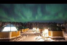 Videos about Arctic Snowhotel and Glass Igloos / Videos about Arctic Snowhotel and Glass Igloos in Rovaniemi in Finnish Lapland