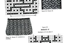 Mosaik Knitting