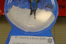 Eyfs - winter ideas