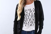 Style :: Comfy and Casual