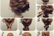 Wedding Hairstyles or Hair Styled Differently