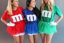 disfraces halloween amigas
