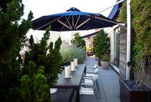 Umbrellas/ Shade Structures