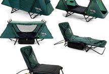 camping specials & hacks