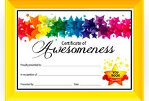 Childrens Certificate Templates