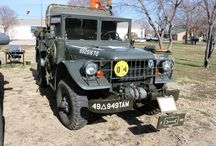 Military Vehicles / Military vehicles of all kinds.