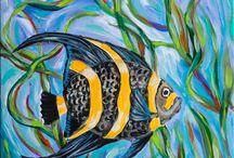 Etsy artwork / Prints and paintings available through Etsy.com under Linda Olsen's Island Art