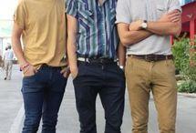 homens e estilo