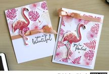 layered stamps cards