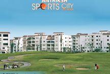 Antriksh Sport City