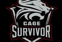CAGE SURVIVOR / MMA ORGANIZATIONS