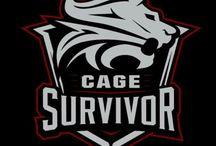 CAGE SURVIVOR / MMA ORGANIZATIONS